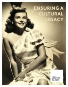 Ensuring a Cultural Legacy (PDF)